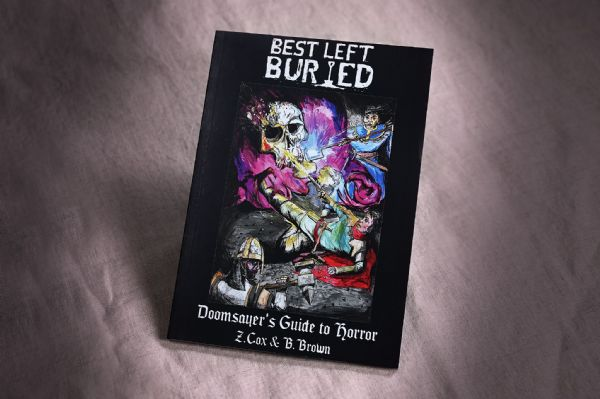 Best Left Buried: The Doomsayer's Guide to Horror